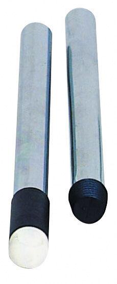 manche acier chromé pour mop 1.4 m