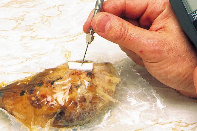 joint adhésif blanc pour sacs sous-vide